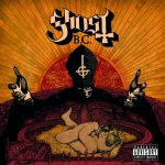 Ghost B.C. - Monstrance Clock