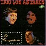 Trío Los Antares - Mi compañera