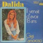 Dalida - Il venait d'avoir dix-huit ans