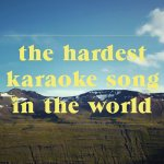 Steindi - The Hardest Karaoke Song in the World