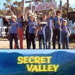 El valle secreto - My Secret Valley (TV)